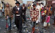 Những quý ông thời trang ở Congo đói nghèo