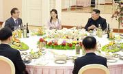 Hàn Quốc tiết lộ thực đơn ông Kim Jong-un thết đãi
