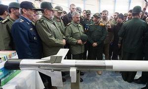 Iran bị nghi biến tên lửa đối không của Mỹ thành vũ khí diệt tăng