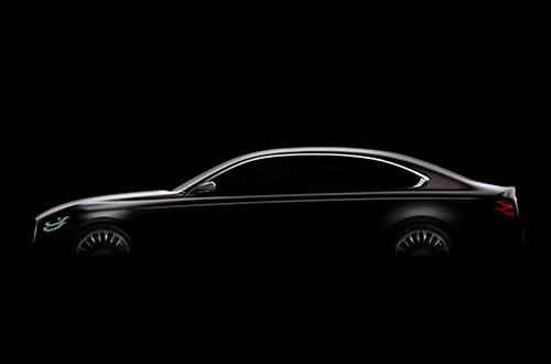 Thế hệ mới Kia K900 có nhiều thay đổi về thiết kế ngoại thất so với bản tiền nhiệm.