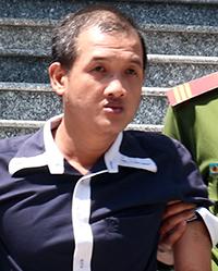 Võ Văn Đặng nhận án tử vì hành vi cướp cửa, hiếp dâm bé gái 9 tuổi ở Vĩnh Long. Ảnh: Vĩnh Nam