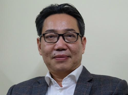 Ông Đinh Văn Minh - Viện trưởng Khoa học thanh tra cho rằng việc đánh thuế cao với tài sản kê khai không trung thực là hợp lý. Ảnh: Hoàng Thuỳ