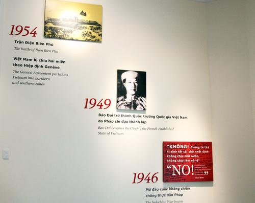 Sử liệu về cuộc đời ông Ngô Đình Diệm lần đầu được trưng bày - 1