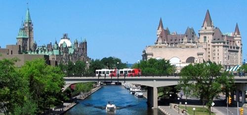 Du học bậc trung học công lập tại thủ đô Ottawa Calerton, Canada - 1