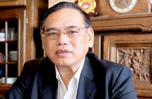 Thiếu tướng Nguyễn Hồng Quân - nguyên Phó viện trưởng Viện chiến lược Quốc phòng (Bộ Quốc phòng). Ảnh: Hoàng Thuỳ