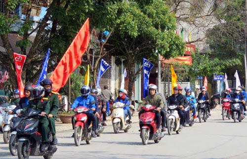 Honda Việt Nam mong muốn nâng cao ý thức tham gia giao thông của người dân,