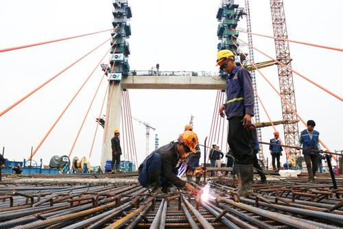 Xây dựng là lĩnh vực được cho là gia tăng hợp tác giữa Việt Nam và Australia khi hai bên ký CTPTPP. Ảnh: Giang Chinh.