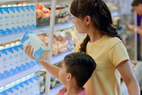 Kiểm tra logo Tetra Pak trên hộp sữa bạn mua mỗi ngày để đảm bảo sức khỏe cho gia đình.