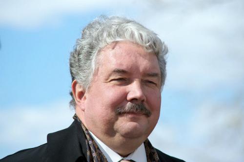 Sergei Baburin,ứng viên của đảng Liên minhToàn dân Nga