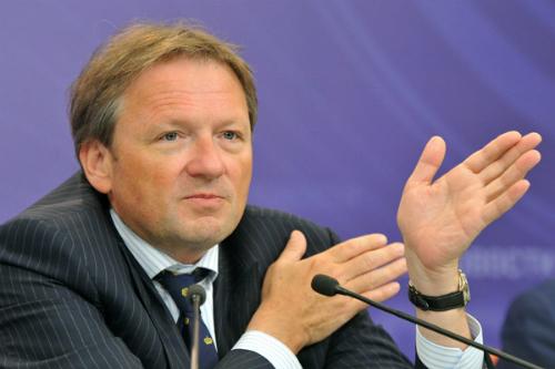 Boris Titov, ứng viên của đảng Phát triên. Ảnh: prava