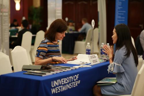 Interview Day 2018 là cầu nối giấc mơ du học của sinh viên Việt Nam năm học 2018