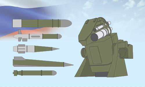Loạt siêu vũ khí được Tổng thống Nga Vladimir Putin công bố. Bấm vào ảnh để xem đầy đủ.