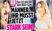 Báo Đức ngừng đăng ảnh người mẫu khỏa thân vì bị chỉ trích