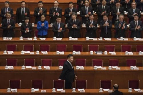 Trung Quốc đang lên kế hoạch cải tổ chính phủ nhiều tham vọng. Ảnh: Reuters.
