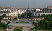 Các thành phố 'nhái' London, Paris vắng hoe ở Trung Quốc