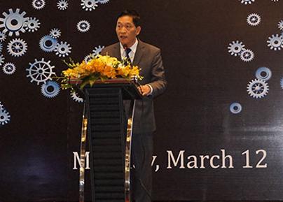 Theo Thứ trưởng Trần Văn Tùng Tùng,nhiều chính sách bảo hộ, thực thi quyền sở hữu trí tuệ nhưng đủ mạnh. Ảnh: Khang Hoa.