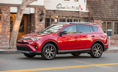 Toyota đứng đầu danh sách những thương hiệu có nhiều khách hàng trung thành nhất.