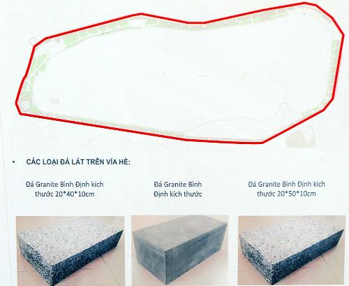 Hà Nội đề xuất lát đá hoa cương vỉa hè Hồ Gươm vì thẩm mỹ và an toàn