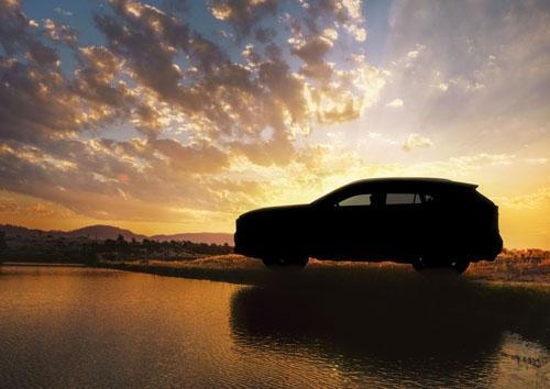 Toyota RAV4 thế hệ mới sắp ra mắt.