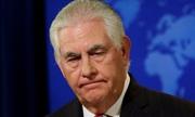 Sóng gió báo trước sự ra đi của Ngoại trưởng Mỹ Tillerson