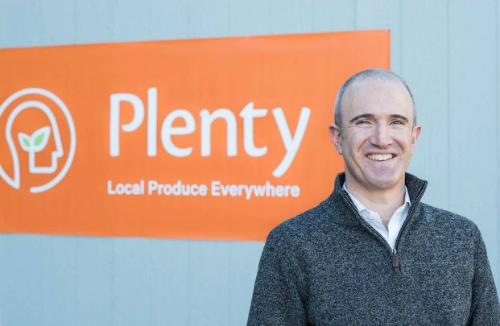 Matt Barnard - CEO của Plenty