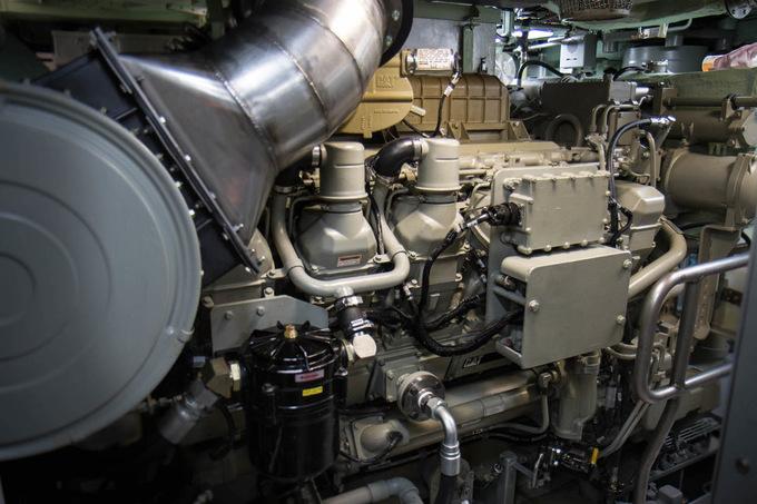 Bên trong tàu ngầm hạt nhân tấn công tối mật của Mỹ