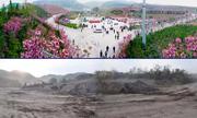 Người đàn ông Trung Quốc chi 95 triệu USD hồi sinh núi