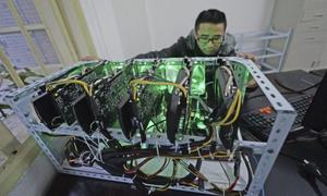 Nhà tôi có vài 'trâu' đào Bitcoin, điện lực làm sao để thu đúng giá kinh doanh?