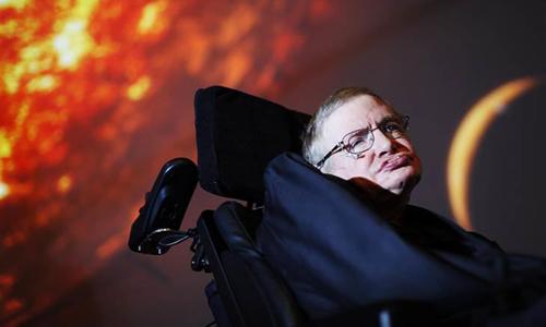 Stephen Hawking có những đóng góp lớn cho khoa học vũ trụ. Ảnh: Unilad.