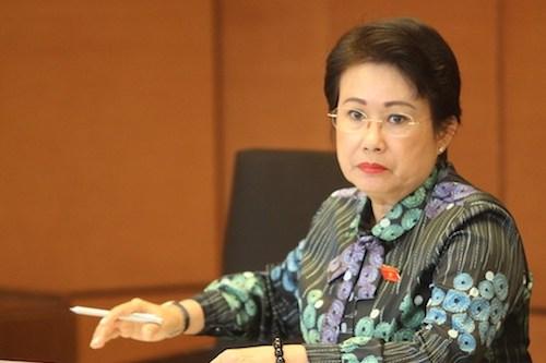 Bà Phan Thị Mỹ Thanh. Ảnh: Võ Văn Thành