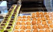 Đầu bếp bánh ngọt số một Italy mở cửa tiệm trong ngân hàng