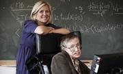 Con gái của ông hoàng vật lý Stephen Hawking tâm sự về cha