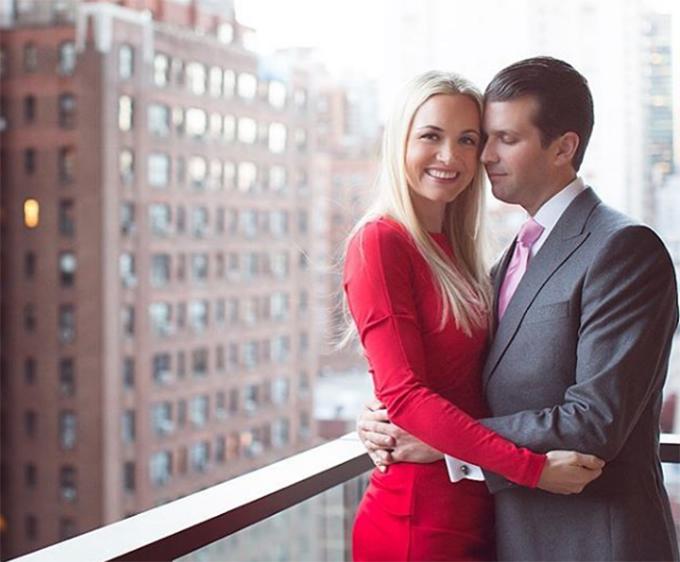 12 năm mặn nồng của vợ chồng con trai Trump trước khi ly hôn