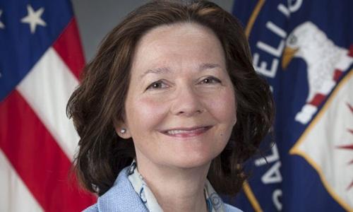 Bà Gina Haspel, giám đốc CIA mới được Tổng thống Trump đề cử. Ảnh: AFP.