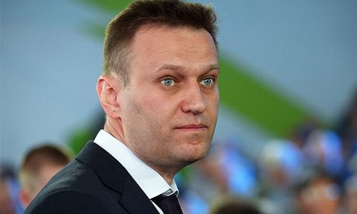 Alexei Navalny. Ảnh: RT.