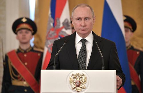 Putin nhiều khả năng sẽ tái đắc cử trong cuộc bầu cử sắp tới. Ảnh: Reuters.