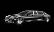 Mercedes-Maybach Pullman 2019 - xe cho ông chủ giá từ 620.000 USD