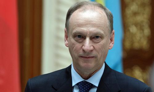 Thư ký Hội đồng An ninh quốc gia Nga Nikolai Patrushev. Ảnh: RT.