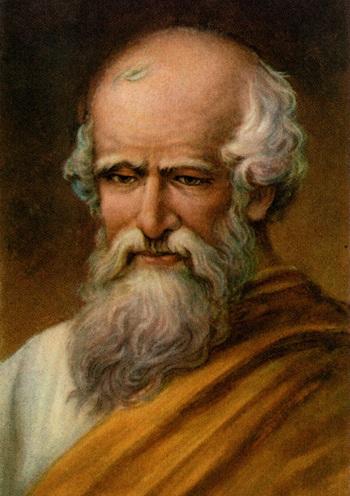 Archimedes là một trong những nhà toán học lỗi lạc nhất thời cổ đại. Ảnh: Tes Teach