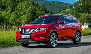 Thời điểm này nên lăn bánh Nissan X-Trail 2017?
