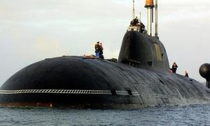 Mỹ từng không phát hiện được tàu ngầm Nga áp sát căn cứ quân sự