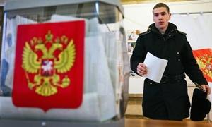 Tin tặc tấn công ủy ban bầu cử Nga đúng ngày bỏ phiếu