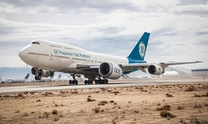 Boeing thử nghiệm động cơ phản lực lớn nhất thế giới
