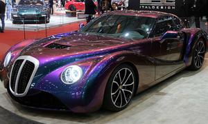 Eadon Green Zeclat coupe - xe thể thao hoài cổ giá triệu USD