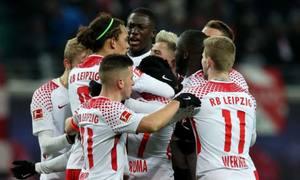Leipzig 2-1 Bayern Munich