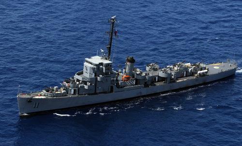Tàu hộ vệ BRP Rajah Humabon trong biên chế hải quân Philippines. Ảnh: Wikipedia.
