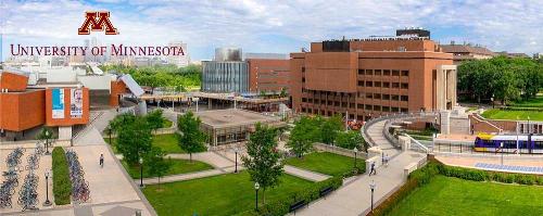 University of Minnesotaxếp thứ 8 trong số các trường đại học công lập chất lượng hàng đầu vùng Trung Tây Mỹ.