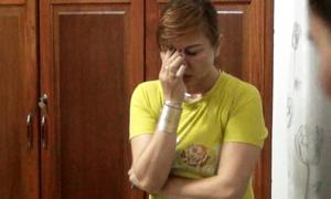 10 kg ma túy đá trong nhà người đàn bà ở Sài Gòn
