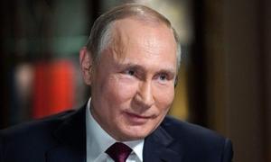 Putin nói đùa khi được hỏi liệu có tái tranh cử sau nhiệm kỳ thứ tư