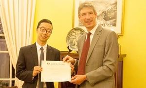 Cựu du học sinh Anh chia sẻ kinh nghiệm giành học bổng Chevening